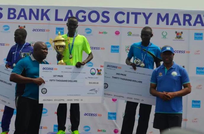 2017 Lagos Marathon