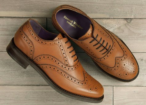 Brogues, shoes, valentine's day gifts