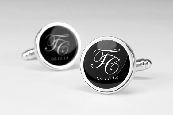 Cuff links, valentine's day gifts