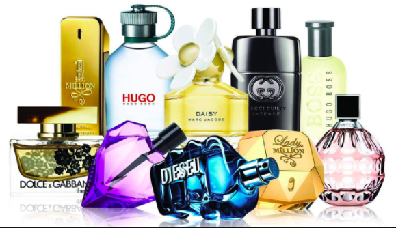 Designer perfumes, valentine's day gifts