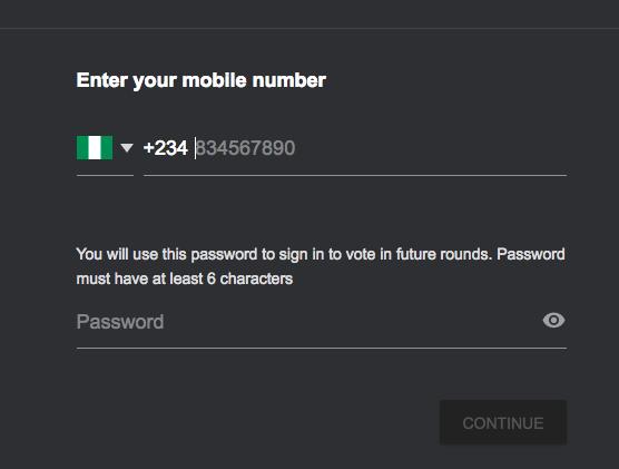 BBNaija, how to vote