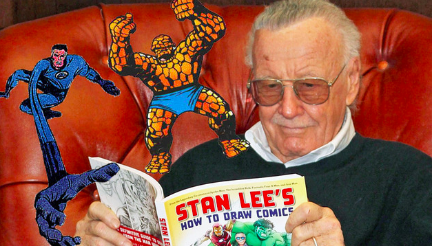 Stan Lee, Black Panther
