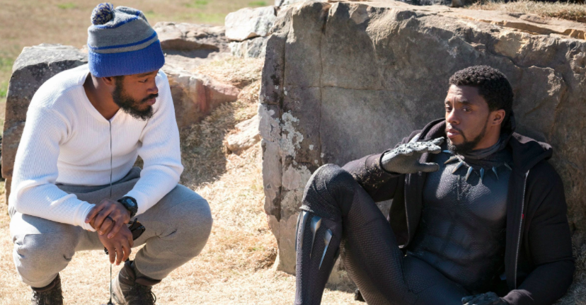 Ryan Coogler and Black Panther