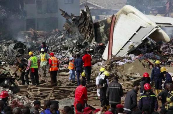 Dana Air crash, June 2012