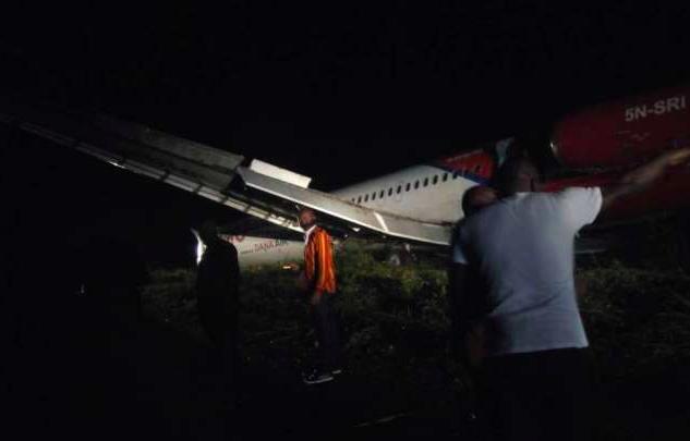 Dana Air runway crash, Port Harcourt