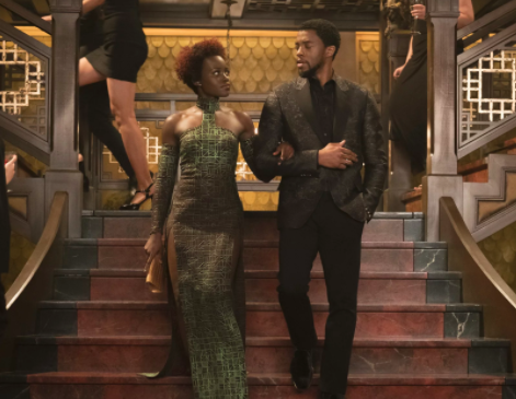 T'Challa and Nakia