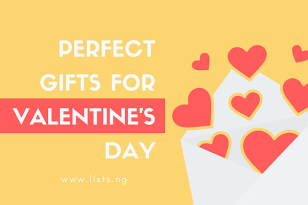 Valentine S Day Gift Guide List Of Things You Can Get For Your