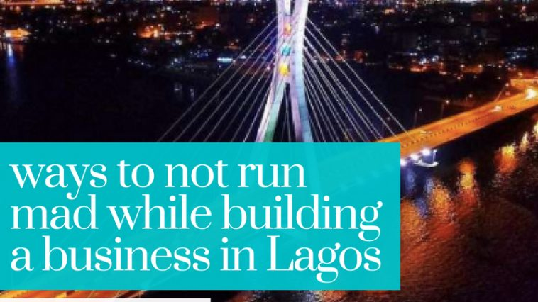 Building a business in Lagos