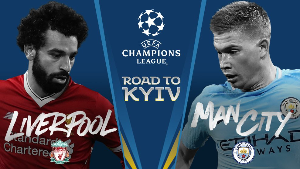 UCL Draw Fixtures, Man City vs Liverpool