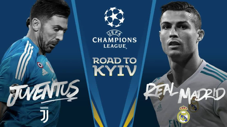 UCL Draw Fixtures, Juventus vs Real Madrid