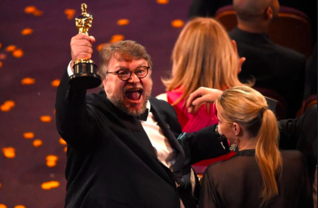 Guillermo del Toro, best Director, 2018 Oscars