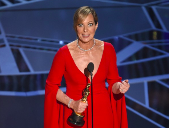 Allison Janney, best supporting actress, 2018 Oscars