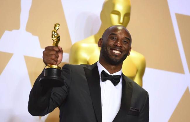 Kobe Bryant, 2018 Oscars