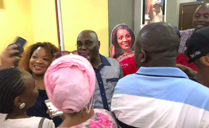 Atiku Abubakar, cinema, Black Panther