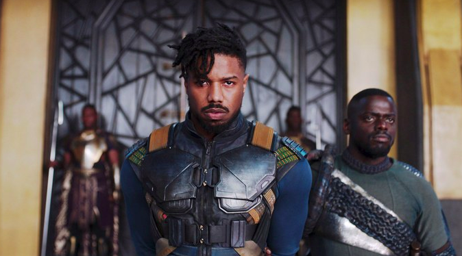 Killmonger, Black Panther