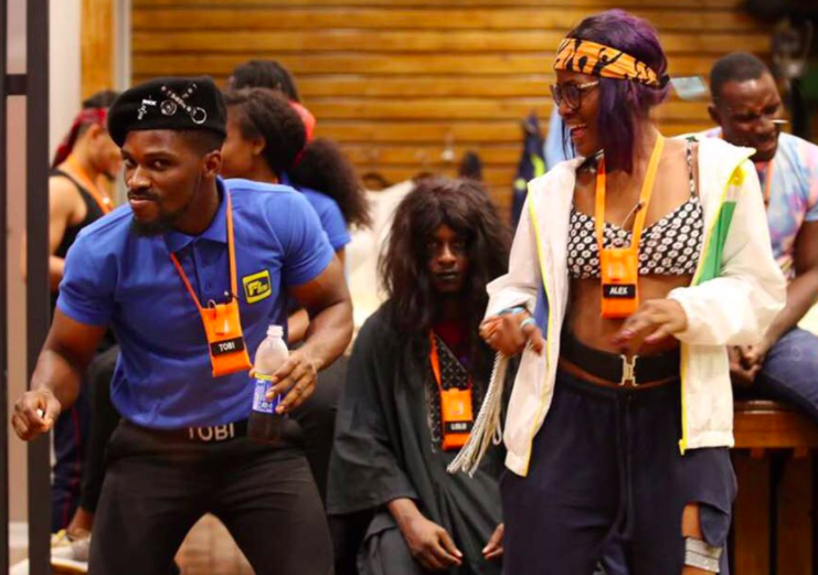 ToLex, Tobi and Alex, BBNaija
