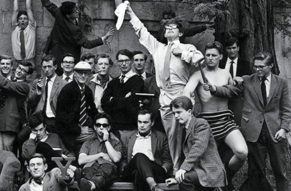 Stephen Hawking, Oxford rowing team
