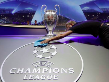 UCL Draws, predictions
