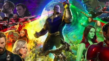 Avengers Infinity War trailer, Cast