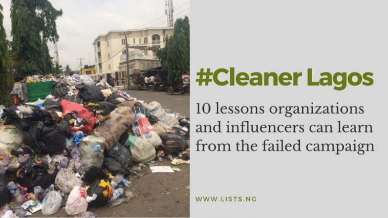 Cleaner Lagos Initiative