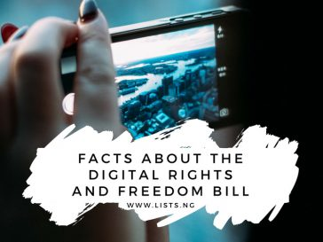digital rights and freedom bill