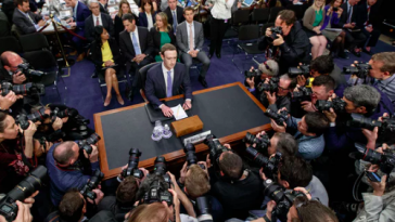 Zuckerberg vs Congress
