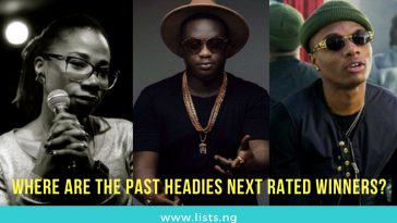 Headies Next Rated