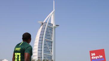 36 Days In Russia, Chydee, Dubai