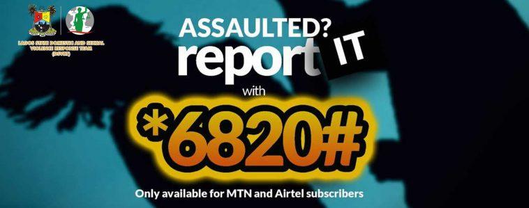report domestic violence