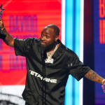 Davido BET Awards 2018