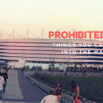 prohibited items at world cup stadiums