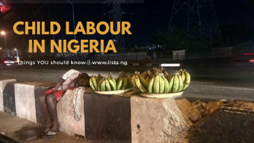 Child labour in Nigeria