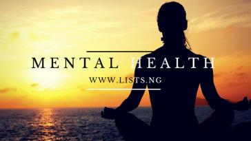 Mental health responsibility