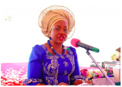 Eunice Ortom, First Lady of Benue State