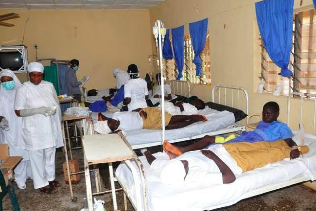 Plateau Cholera