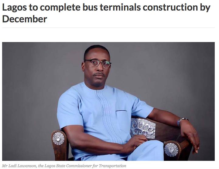 Lagos Commissioner of Transport