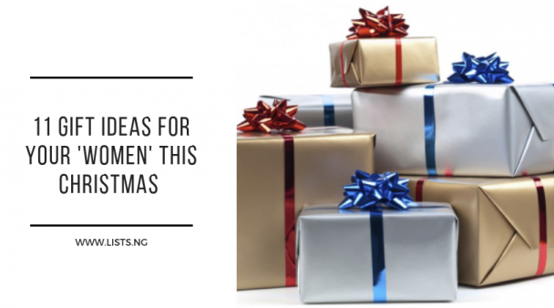 Christmas gift ideas women