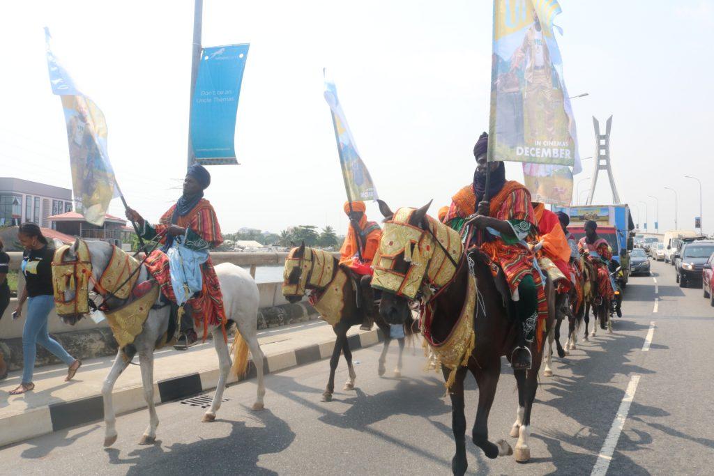 Up North Grand Durbar Parade