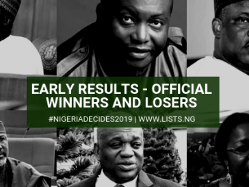 Nigeria Decides Election Updates