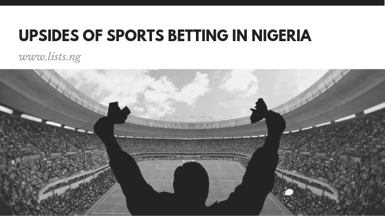 Sports betting in NIgeria