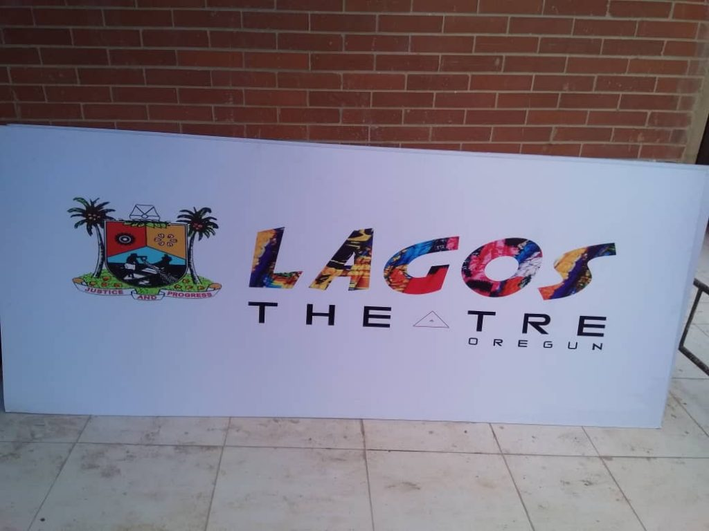 Lagos Theater
