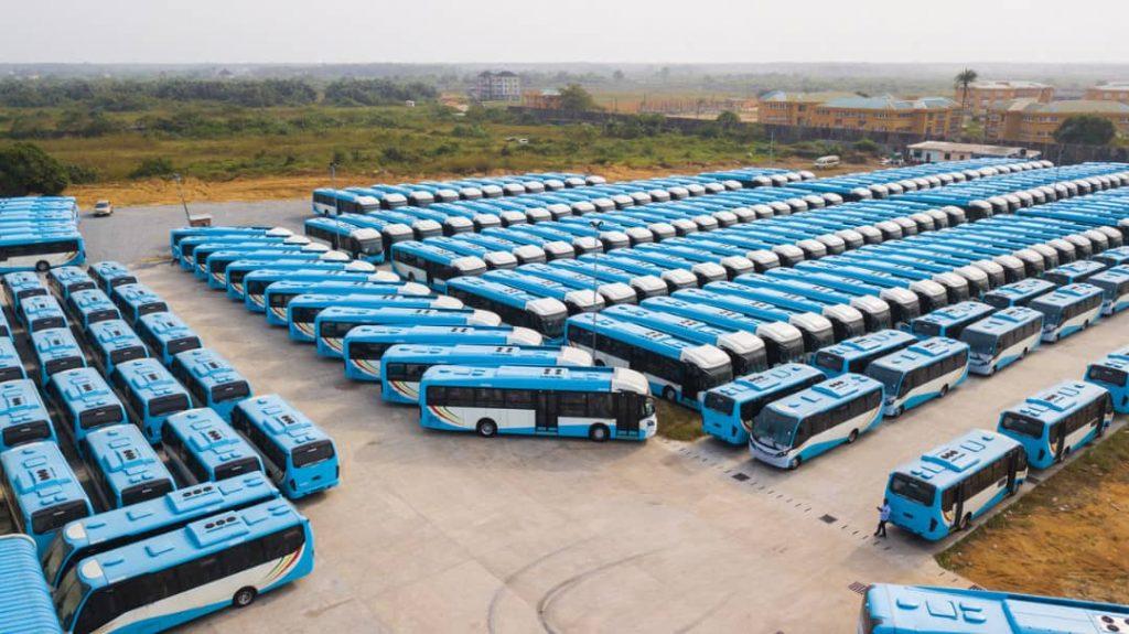 Bus Reform Initiative, Lagos