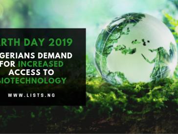 Earth Needs Biotech