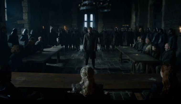 Game of thrones S8 E2 leaked