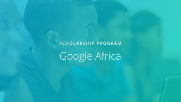 Google Scholarship