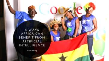 Google AI Accra Africa