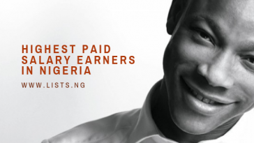 Segun Agbaje, highest paid CEOs in NIgeria