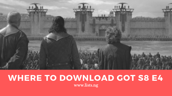 Game of thrones download