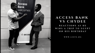 Access Bank Chydee