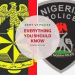 Nigerian Army vs Police